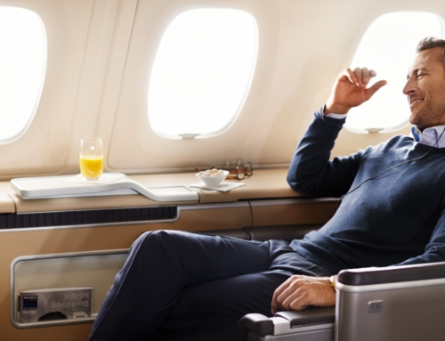 Sale from Sweden: Lufthansa and Swiss First Class