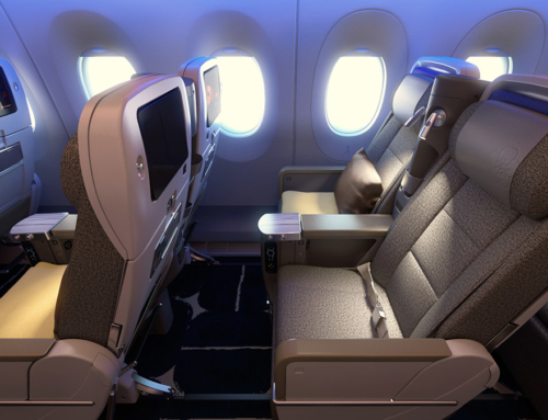 Client Success Story | Flying Business Class on a Premium Economy Class Ticket