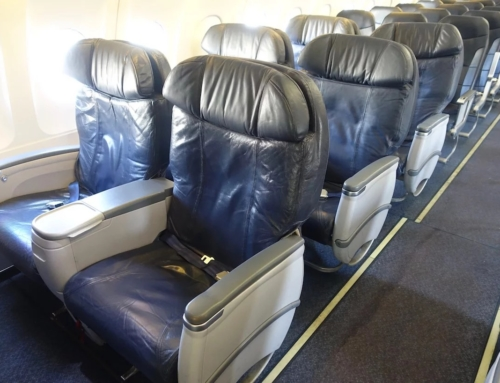 Travel Tip Thursday: Domestic (USA) First Class for Cheap